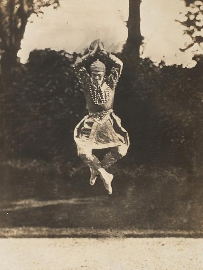 Danse Siamoise of Vaslav Nijinsky in the Ballet Les Orientales-Eugène Druet-Giclee Print