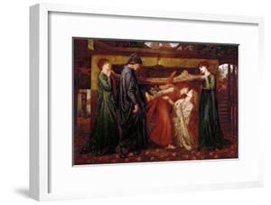 Dante's Dream by Dante Gabriel Rossetti