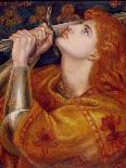 Joan of Arc, 1882-Dante Gabriel Rossetti-Giclee Print
