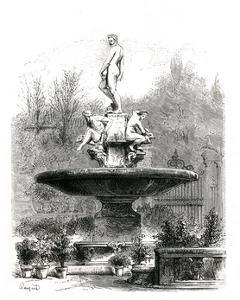 Dante, Monument, Florence