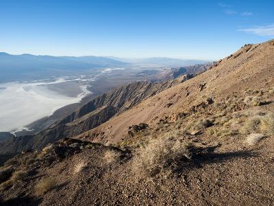 Dante's View, Death Valley National Park, California, United States of America, North America-Sergio Pitamitz-Photographic Print