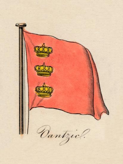 'Dantzic', 1838-Unknown-Giclee Print