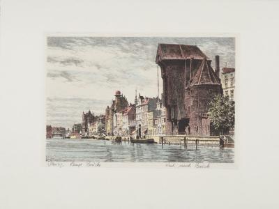 Danzig - Lange Bruecke-Bruck-Collectable Print