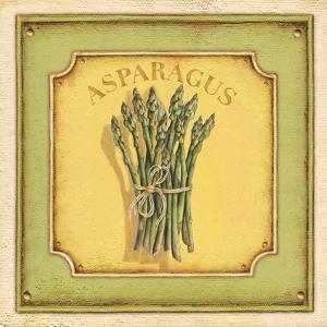 Asparagus by Daphne Brissonnet