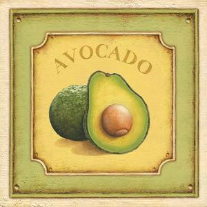 Avacado by Daphne Brissonnet
