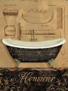 Bain de Monsieur by Daphne Brissonnet