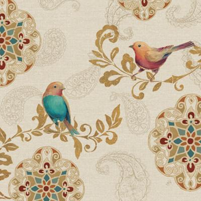 Bird Rainbow IIA by Daphne Brissonnet