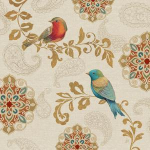 Bird Rainbow IIIA by Daphne Brissonnet