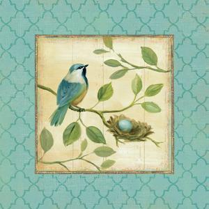 Birds Home I by Daphne Brissonnet