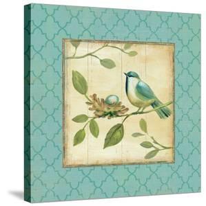 Birds Home II by Daphne Brissonnet