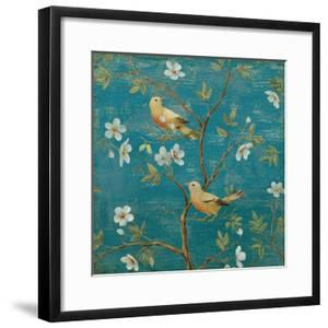 Blossom Blues by Daphne Brissonnet