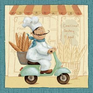 Chef's Market III by Daphne Brissonnet
