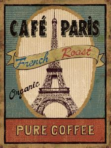 Coffee Blend Label II by Daphne Brissonnet