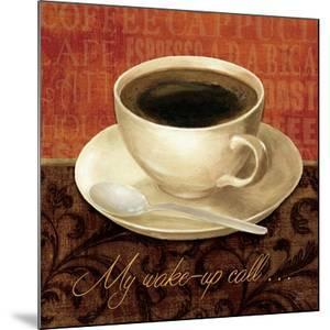 Coffee Talk II by Daphne Brissonnet