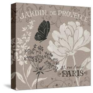 French Linen Garden III by Daphne Brissonnet