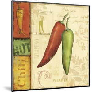 Hot and Spicy I by Daphne Brissonnet
