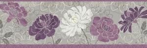 Morning Tones Purple III by Daphne Brissonnet