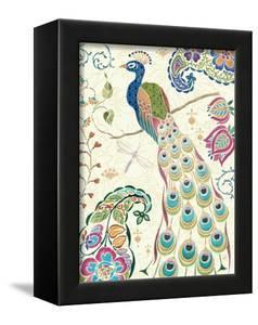 Peacock Fantasy III by Daphne Brissonnet
