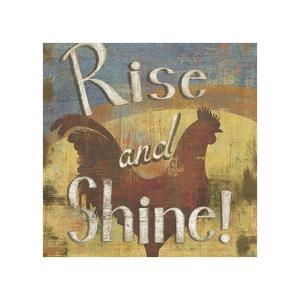 Rise & Shine I by Daphne Brissonnet