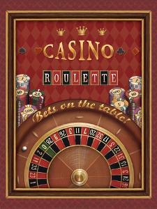 Roulette by Daphne Brissonnet
