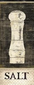 Salt and Pepper I by Daphne Brissonnet
