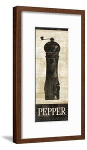 Salt and Pepper II by Daphne Brissonnet