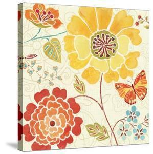 Spice  Bouquet III by Daphne Brissonnet