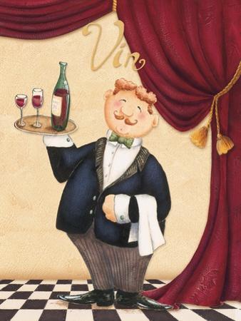 The Waiter-Vin by Daphne Brissonnet