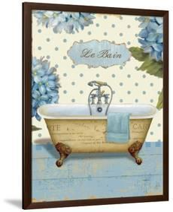 Thinking of You Bath I by Daphne Brissonnet