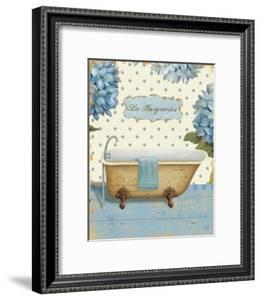 Thinking of You Bath II by Daphne Brissonnet