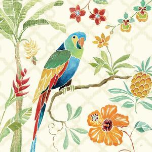 Tropical Paradise I by Daphne Brissonnet
