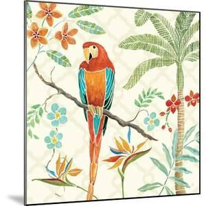 Tropical Paradise II by Daphne Brissonnet