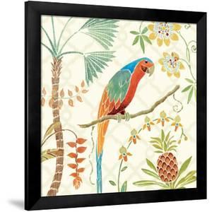 Tropical Paradise III by Daphne Brissonnet