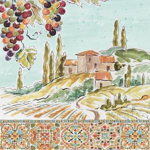 Tuscan Breeze III by Daphne Brissonnet