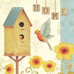 Welcome Home I by Daphne Brissonnet
