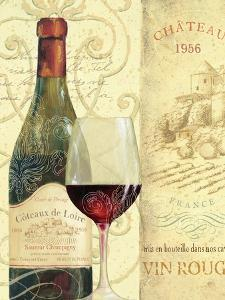 Wine Passion II by Daphne Brissonnet