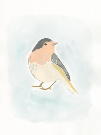 Dapper Bird III-June Vess-Art Print