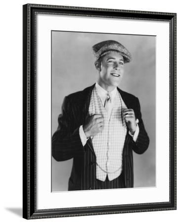 Dapper Dan--Framed Photo