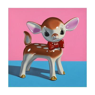 Dapper Deer-Cassie Marie Edwards-Giclee Print