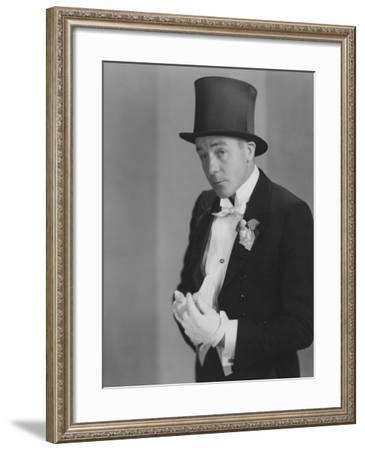 Dapper Gent--Framed Photo
