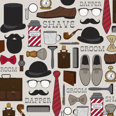 Dapper Man-Elizabeth Caldwell-Giclee Print