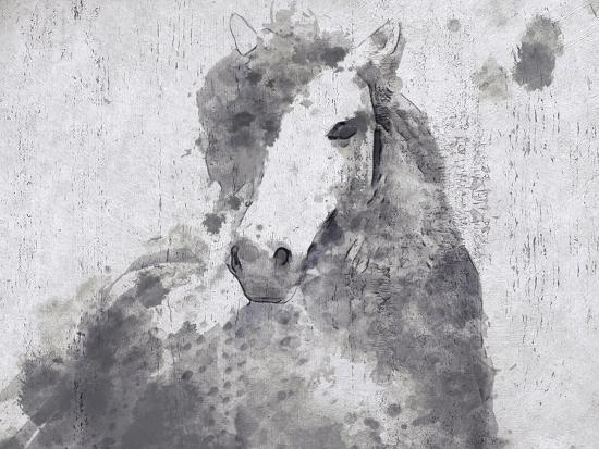 Dapple Horse II-Irena Orlov-Art Print