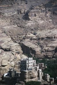 Dar Al-Hajar, Rock Palace at Wadi Dhar, Sana'A Governorate, Yemen