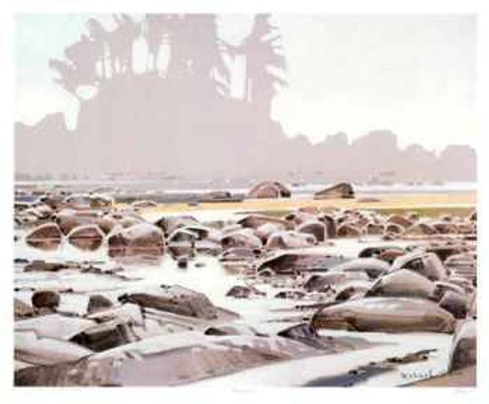 Dare Beach-Robert Genn-Limited Edition