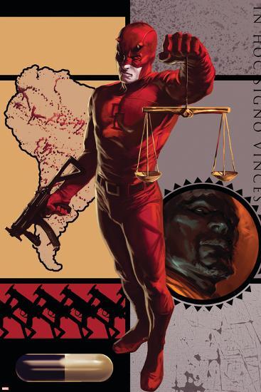 Daredevil No.109 Cover: Daredevil--Art Print