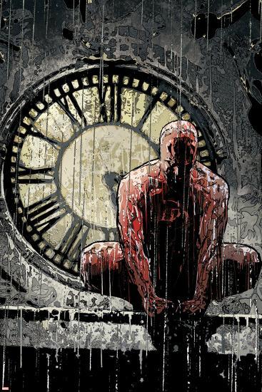 Daredevil No.62 Cover: Daredevil-Alex Maleev-Art Print