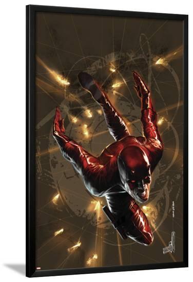 Daredevil No.98 Cover: Daredevil--Lamina Framed Poster