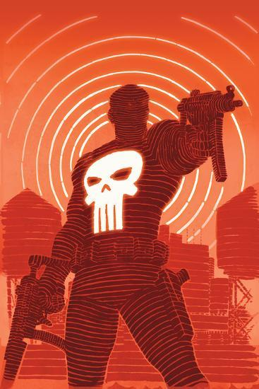 Daredevil - Punisher: Seventh Circle No. 2 Cover Art-Reilly Brown-Art Print