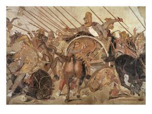Darius III Codomannus, c. 380-330 BC last Achaemenid King of Persia