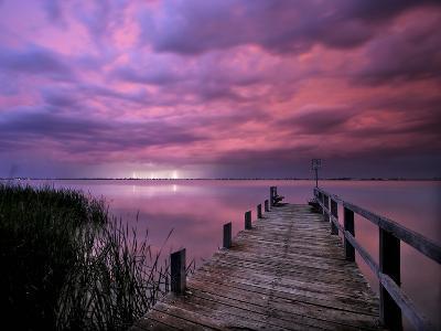 Dark and Stormy-Wayne Bradbury-Photographic Print